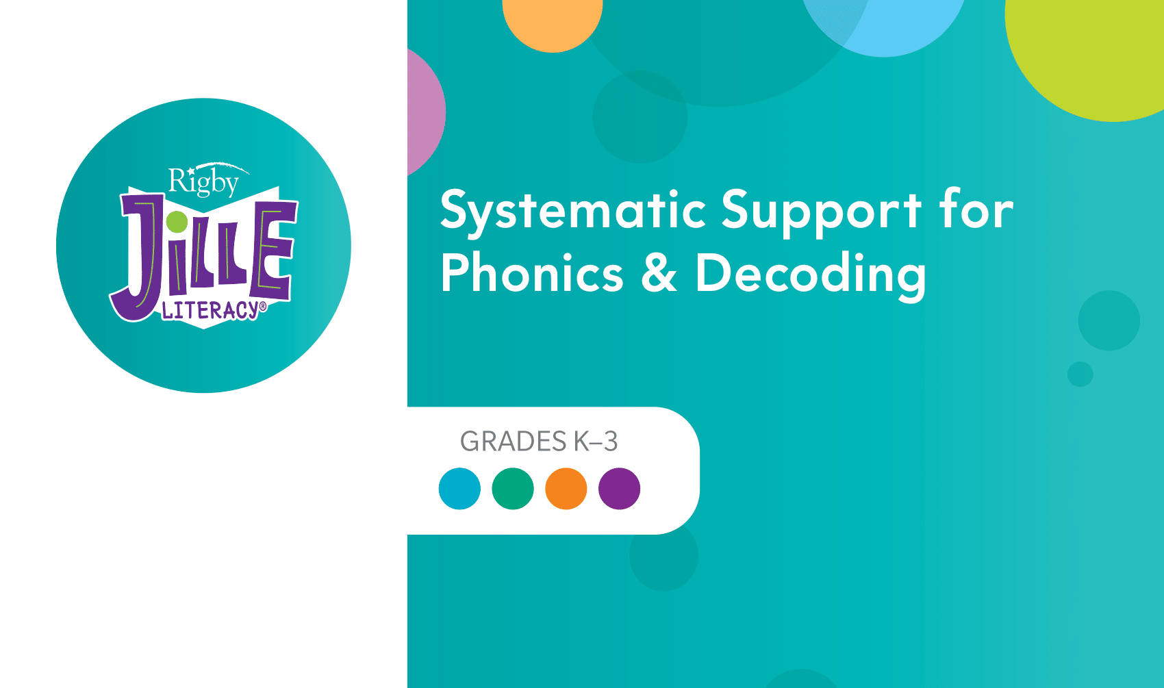 Systematic Support for Phonics and Decoding